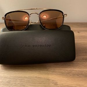 John Varvatos sunglasses.